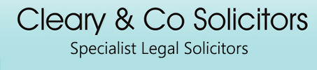 Welcome to Cleary & Co Solicitors